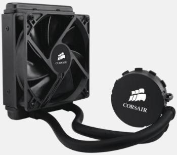 Corsair bezúdržbové vodní chlazení CPU Cooling™ Hydro Series H55, 120mm vent.
