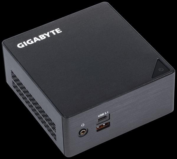 Gigabyte BRIX GB-BKi5HA-7200, SO-DIMM DDR4 2133MHz slot, M.2 SSD slot, 2xUSB3.1
