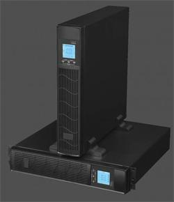 UPS - Eurocase EA610RT 1000VA rack/tower PURE SINE WAVE