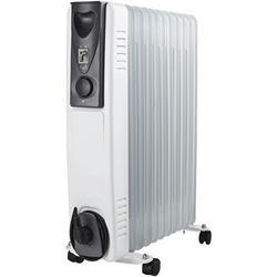 Tristar KA-5115 Elektrický olejem plněný radiátor,11 žeber,2000 Watt, 3 různá nastavení, funkce proti překlopení topidla