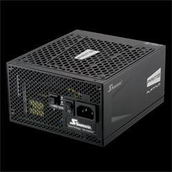 Seasonic zdroj 1000W, PRIME 1000 Platinum (SSR-1000PD) 80PLUS, modulární, ventilátor 135 mm