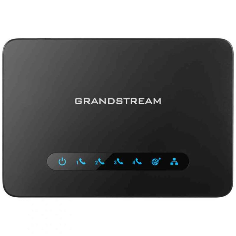 Grandstream HT814 [HandyTone analog telefonní adapter (ATA), 4xFXS