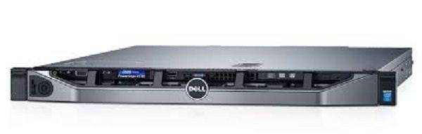 DELL PE R330 E3-1220 v5/16GB/4x1TB/RAID5/H730/2xPSU/iDrac ent/1U