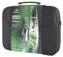 Tracer Bonito brašna pro notebook 15.6'' + Sonya optická myš, 800 dpi, USB
