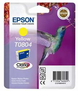 R265/360,RX560 Yellow Ink cartridge (T0804)