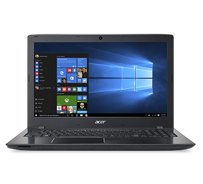 "Acer Aspire E 15 (E5-575G-34RL) i3-7100U/4 GB/256GB SSD M.2+N/DVDRW/GeForce 940MX/15.6"" FHD LED matný/W10 Home/Black"