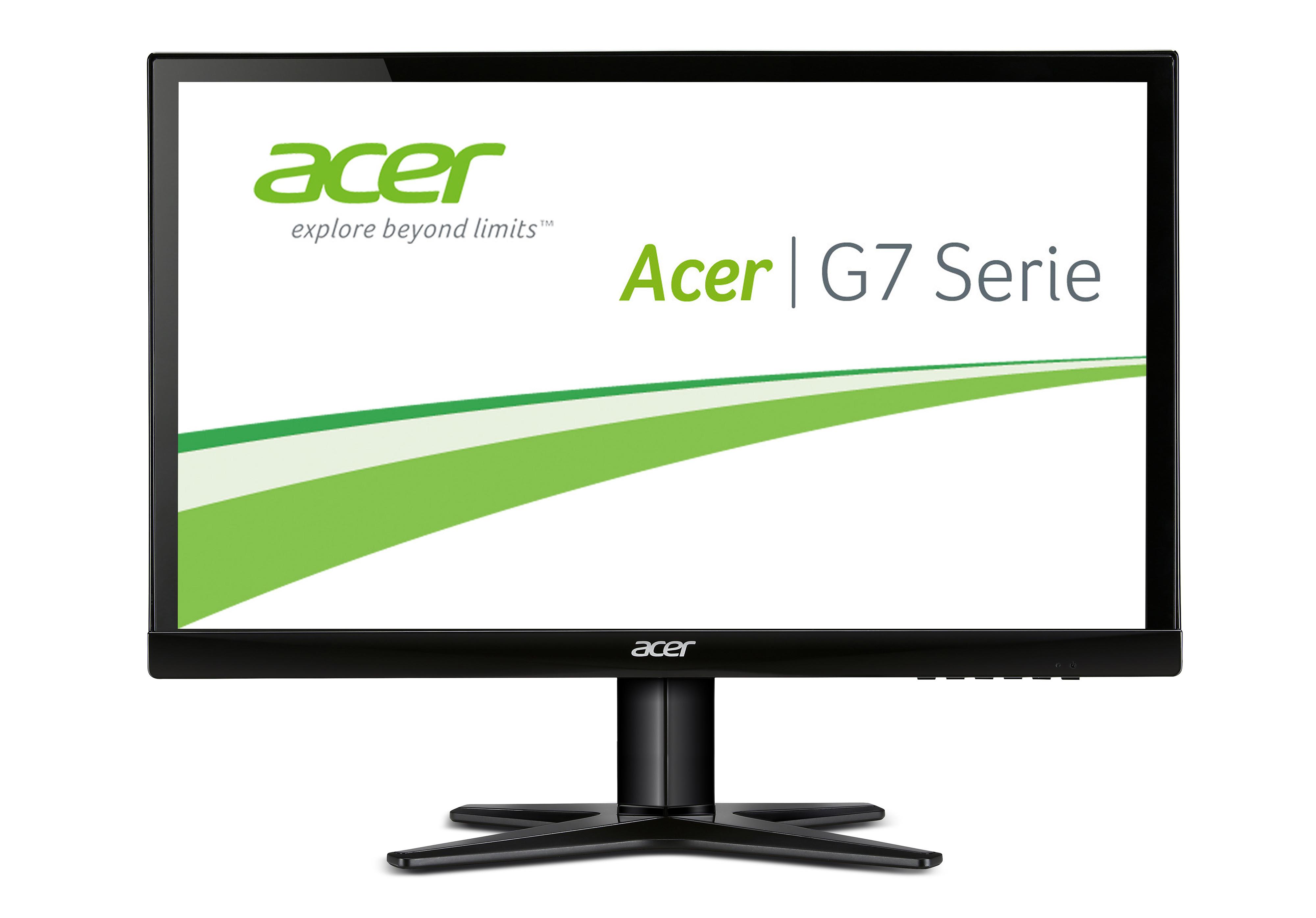 "Acer LCD G227HQLAbid, 55cm (22"") IPS LED, 1920 x 1080, 100M:1, 250cd/m2, 178°/ 178°, 6ms, VGA, DVI, HDMI, Black,"