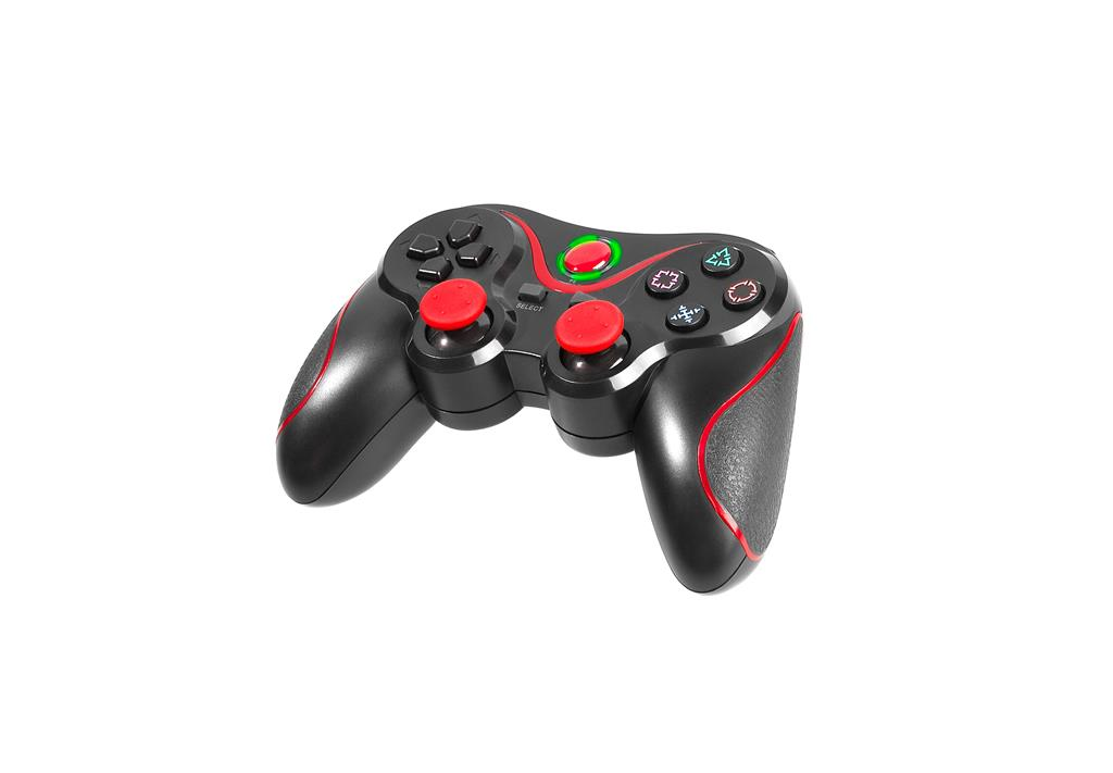 Tracer Gamepad RED FOX BLUETOOTH PS3