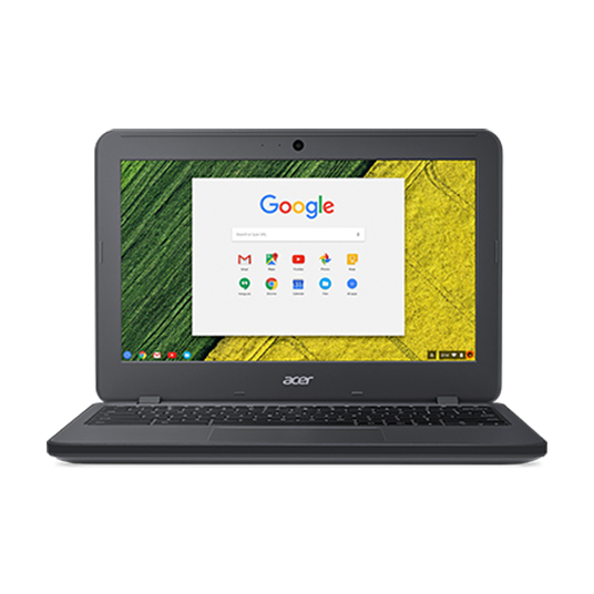 "Acer Chromebook 11 N7 (C731T-C0YL) Celeron N3160/4GB/eMMC 32GB+N/HD Graphics/11.6"" HD Multi-Touch IPS LCD/Google Chrome/Gray"