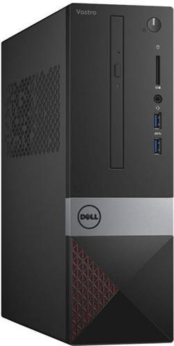 Dell Vostro 3268 SFF i5-7400 8GB 256GB SSD DVDRW WLAN+BT W10P(64bit) 3Y NBD