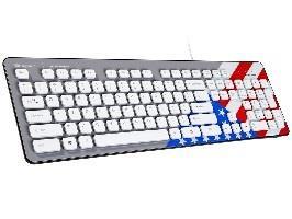 Tracer klávesnice Amerikana USB