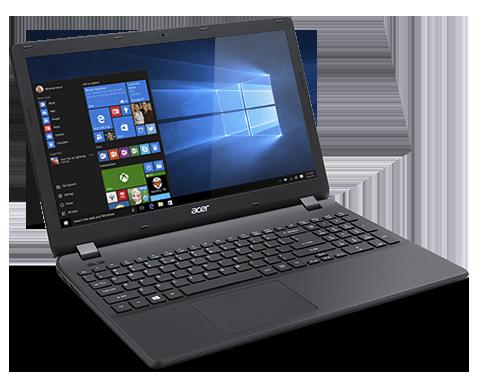 """Acer Extensa 15 (EX2519-P4KU) Pentium N3710/4 GB+N/500 GB HDD+N/DVDRW/HD Graphics/15.6"""" HD matný/BT/Linux /Black"""