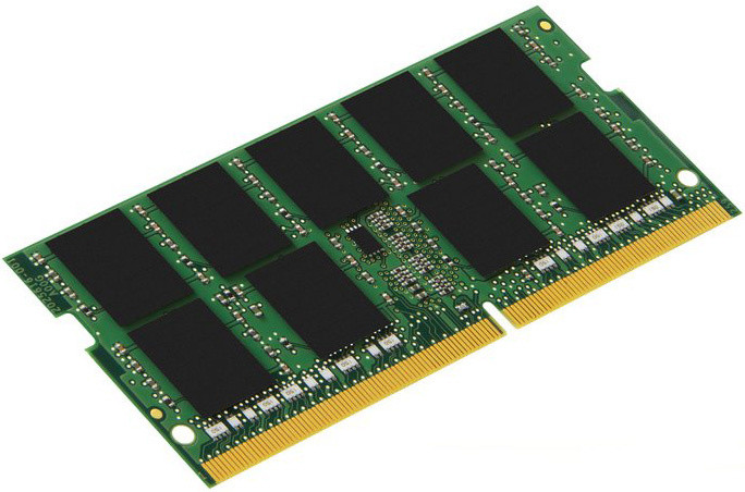 8GB DDR4 2400MHz SODIMM, KINGSTON Brand (KCP424SS8/8)