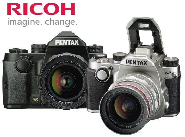 Pentax KP silver tělo + DA 35mm F/2,4 AL ZDARMA