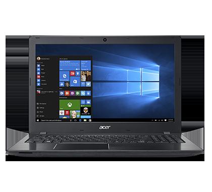 "Acer Aspire E 15 (E5-575G-56GP) i5-7200U/8 GB/1000 GB HDD+N/DVDRW/GeForce 940MX/15.6"" FHD LED matný/W10 Home/Black"