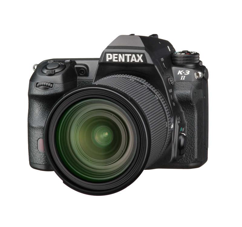 Pentax K-3 II Black + DA 16-85 mm