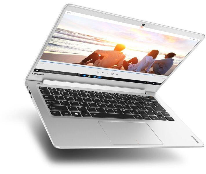 """Lenovo IdeaPad 710S-13IKB i5-7200U 3,10GHz/8GB/SSD 256GB/13,3"""" FHD/IPS/AG/WIN10 stříbrná 80VQ001PCK"""