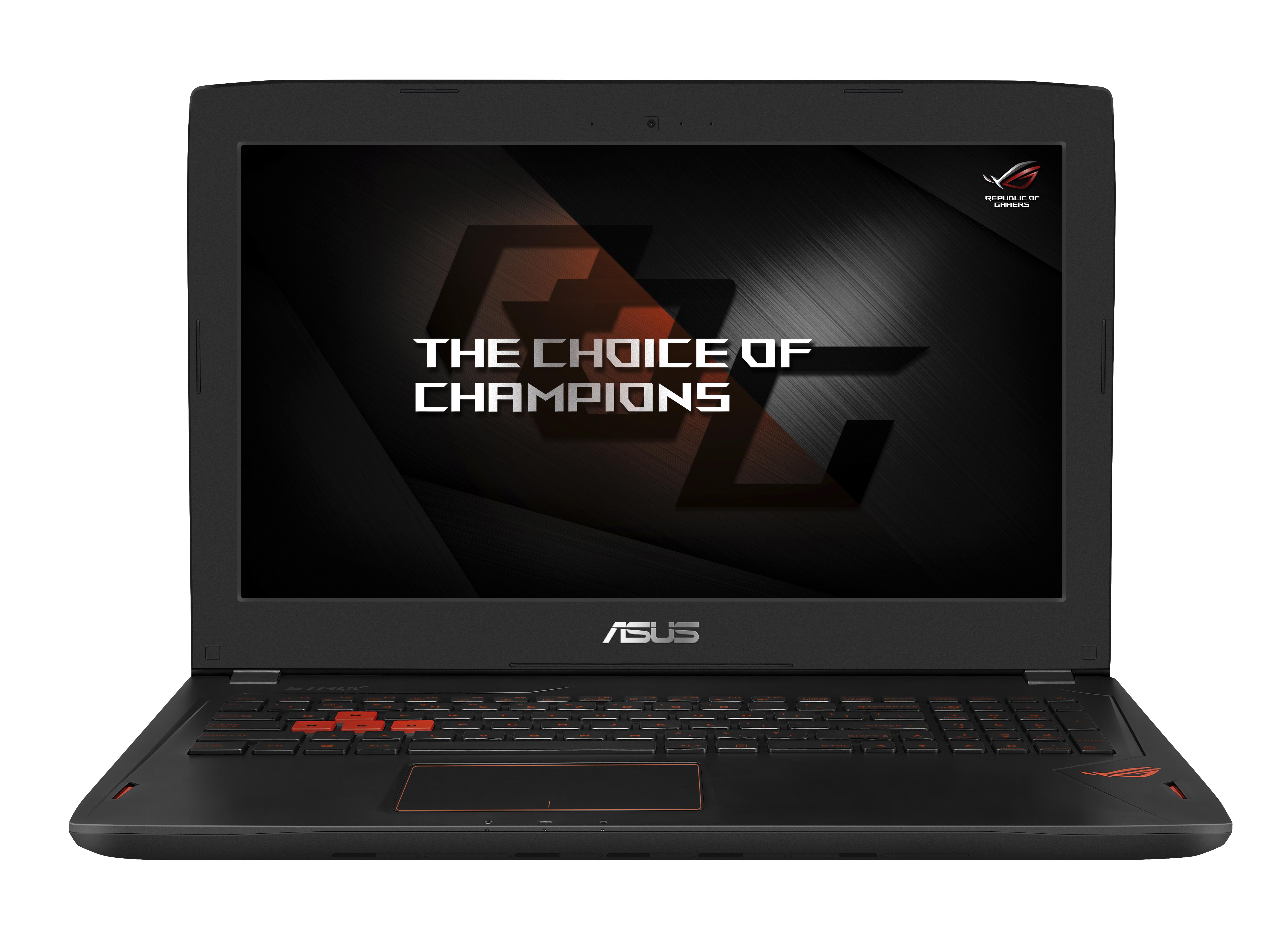 ASUS GL502VS 15.6/i7-7700HQ/512SSD/16G/NV/W10