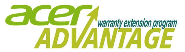 Acer 3Y CARRY IN (1st ITW) / TABLETY rozšíření záruky na 3roky v servisu 3Y CARRY IN - Pick up and return (1st ITW)