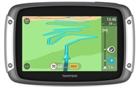 TomTom Rider 400, Europe LIFETIME mapy (45 zemí)