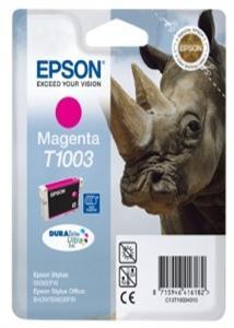Inkoust Epson T1003 magenta DURABrite Ultra   11.1ml   Epson Stylus Office B40W/