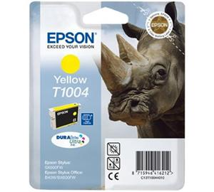 Inkoust Epson T1004 yellow DURABrite Ultra | 11.1ml | Epson Stylus Office B40W/B
