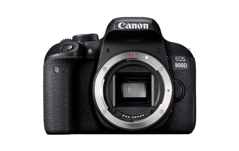 Canon EOS 800D zrcadlovka - tělo