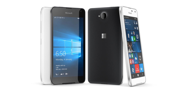 Microsoft Lumia 650 Single SIM White