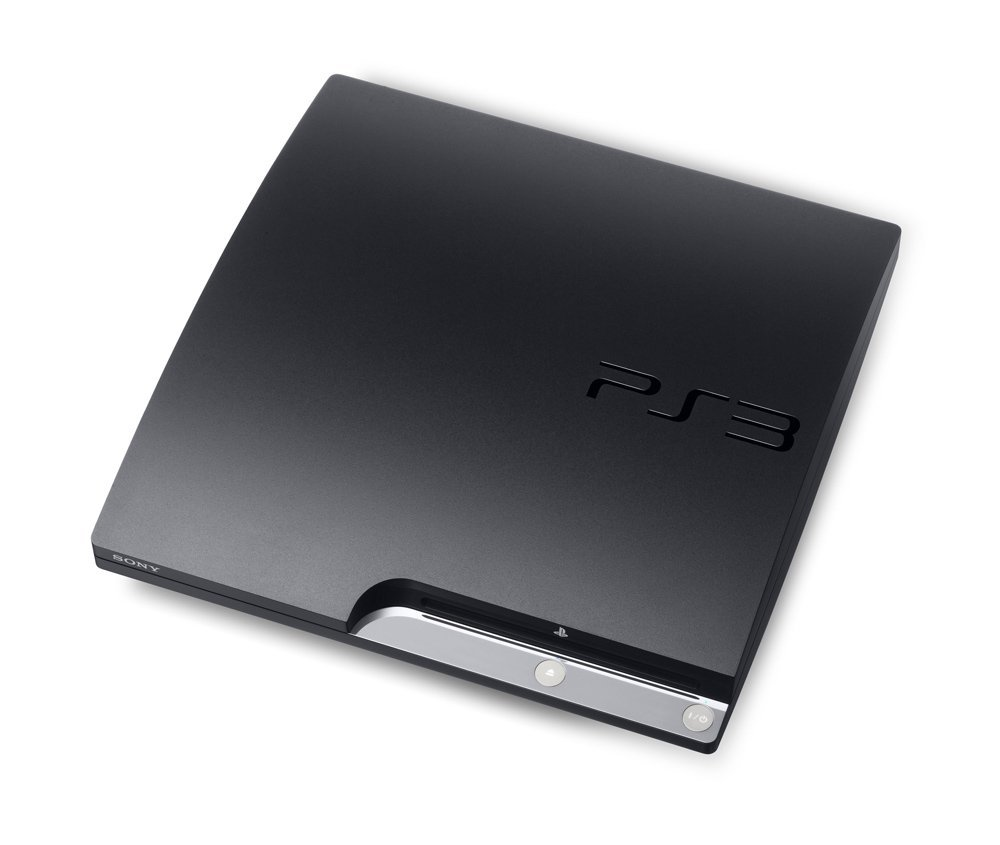 Refurb Black PS3 320GB K chassis – EUR