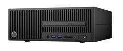 HP 280 G2 SFF, i3-6100, Intel HD, 4 GB, 500 GB, DVDRW, CR, FDOS, 1y