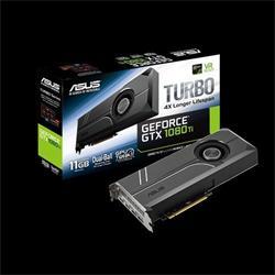 ASUS TURBO-GTX1080TI-11G 11GB/352-bit, GDDR5X, 2xHDMI, 2xDVI