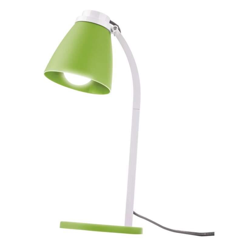 Emos LED stolní lampa Lolli, 6W, 500 lm, zelená