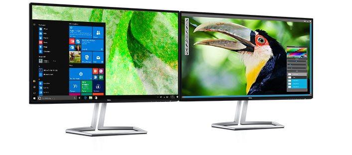 "Dell S2418HN WLED LCD 24""/6ms/1000:1/FHD/VGA/HDMI/IPS panel/cerny"