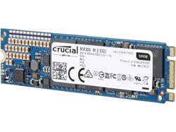 Crucial SSD 525GB MX300 SATA III M.2 2280 3D TLC 7mm (čtení/zápis: 530/510MB/s; 92/83K IOPS)