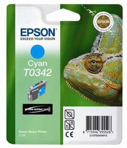 EPSON Ink ctrg cyan pro Stylus Photo 2100(T0342)