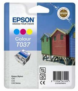 EPSON cartridge T0370 color (domky)