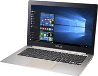 "ASUS NB UX360UA - i7-6500U@3.1GHz, 13.3"" LED QHD+ touch, nVGT940M 2G, 12G, 1T, WiFi, BT, W10, hnědá barva"