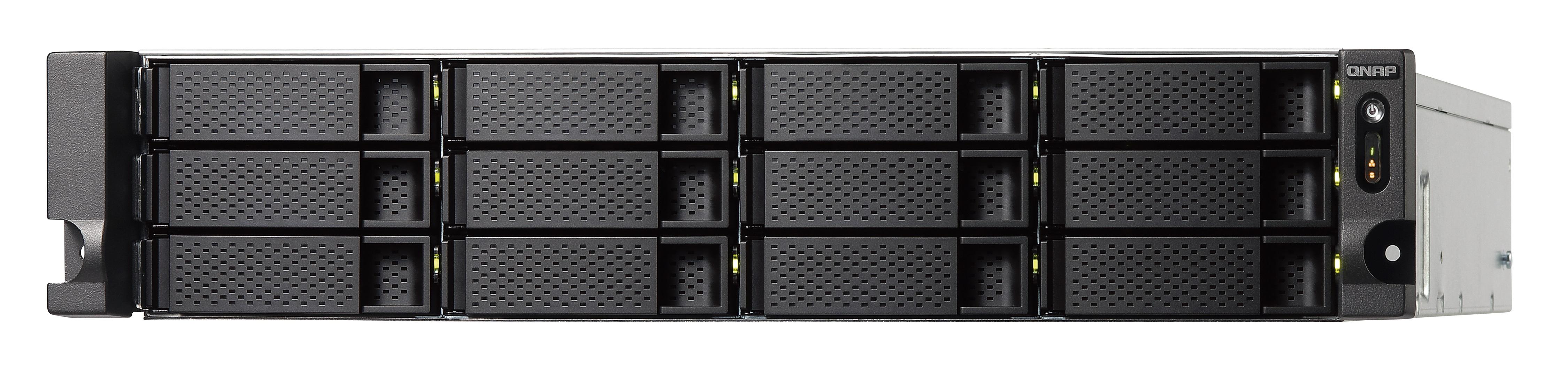 QNAP TS-1231XU-RP (1,7GHz/4GB/12xSATA/10GbE SFP+)
