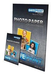 Fotopapír SAFEPRINT pro laser tiskárny Glossy, 200 g, A4, 20 sheets
