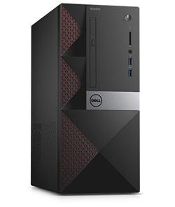 Dell Vostro 3668 MT i7-7700 8GB 1TB R9 360 DVDRW WLAN+BT W10P(64bit) 3Y NBD