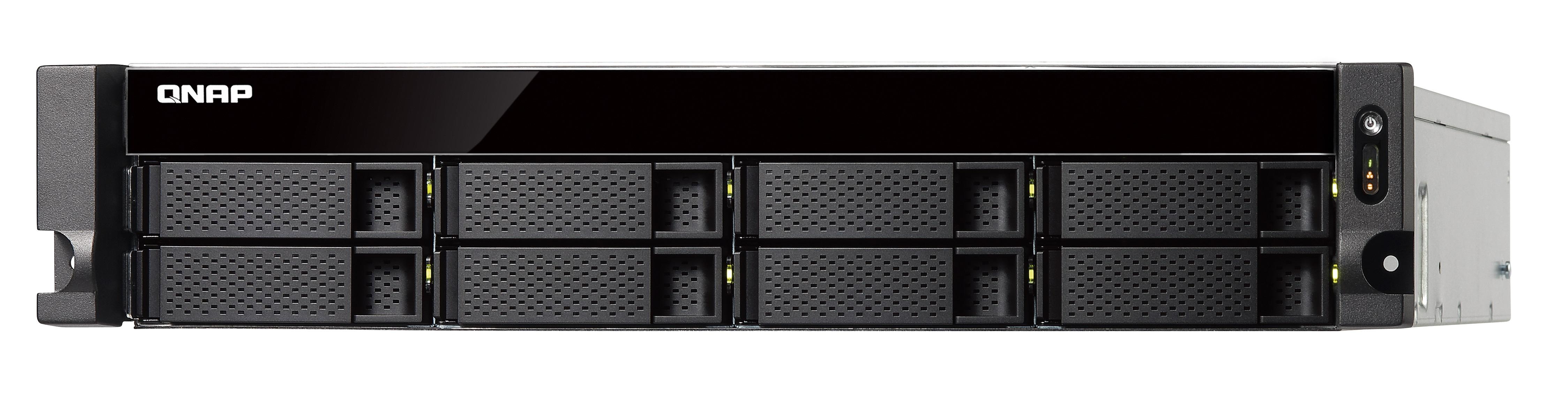 QNAP TS-831XU (1,7GHz/4GB RAM/8xSATA/10GbE SFP+)