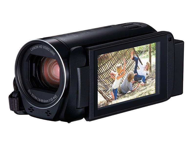 Canon Legria HF R87 kamera - černá