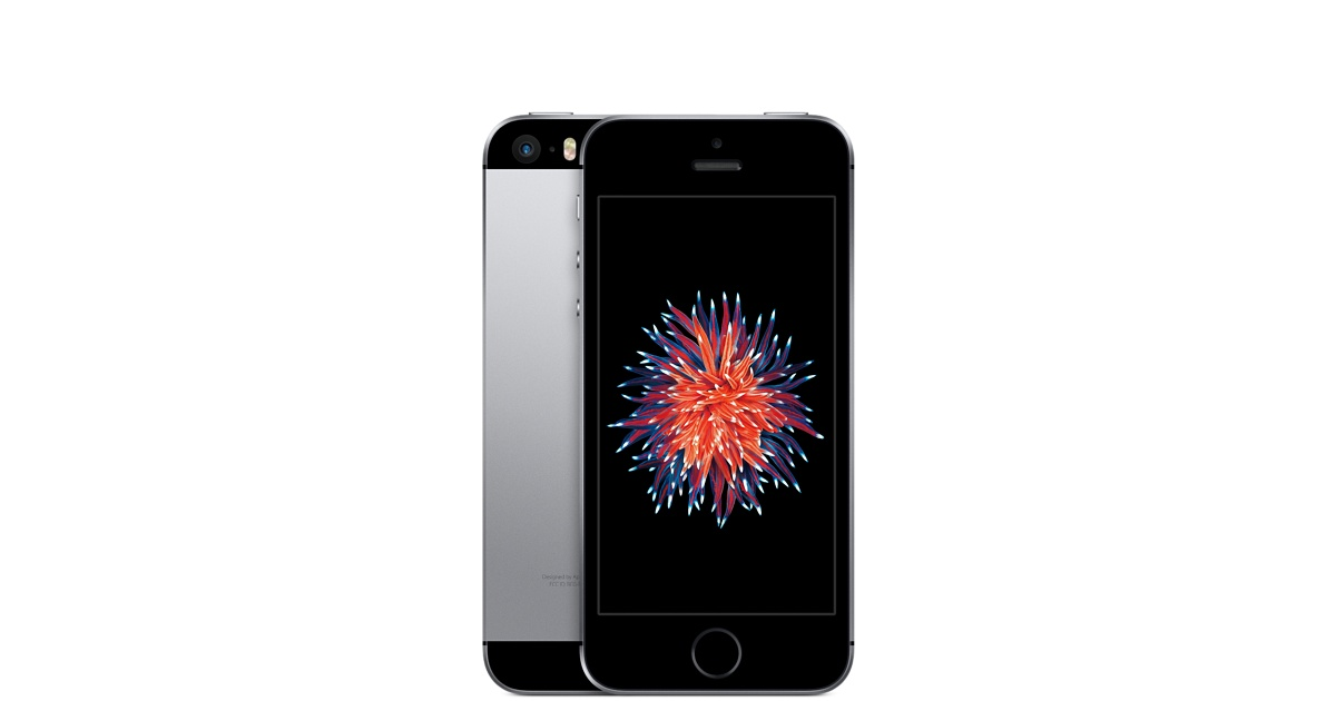 iPhone SE 128GB Space Grey
