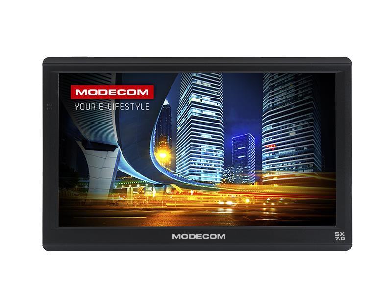Modecom FreeWAY SX 7.0 + MapFactor Europe