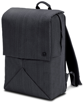 Dicota Code Backpack 13 - 15 black batoh na Macbook a notebook 14.1