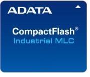 ADATA Compact Flash karta Industrial, MLC, 16GB, -40 až 85°C,bulk