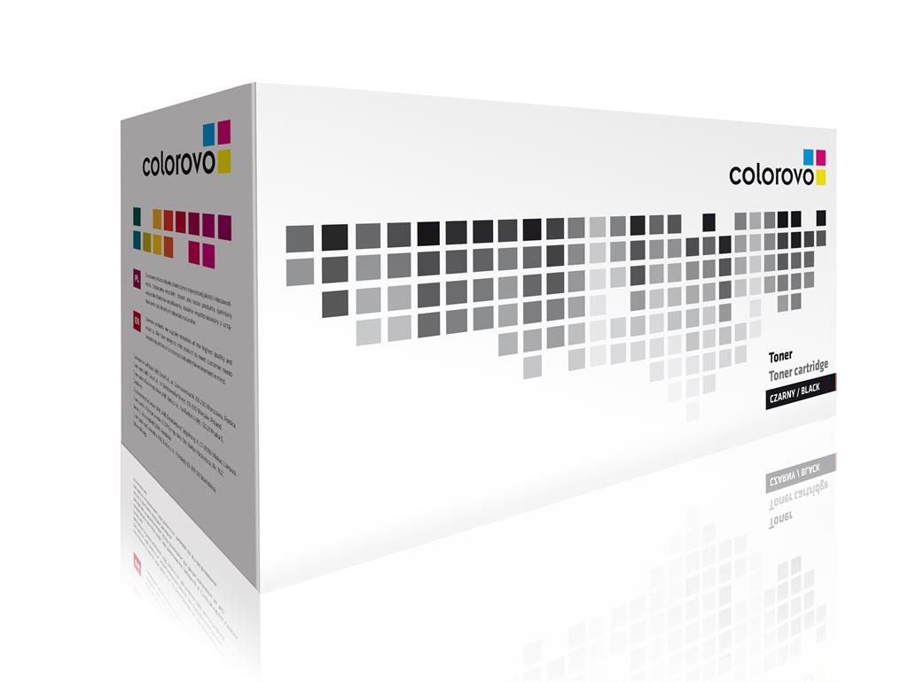 Toner COLOROVO 410-BK   black   3500 pp  B410/B430/B440/MB460/470/480   43979102