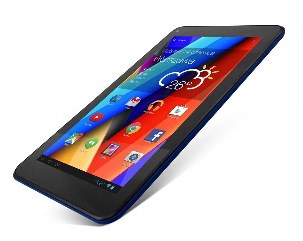 Lark FreeMe X4 7 HD Blue, 7'' TN, 1GHz, 8GB, 512MB RAM, Android 4.4, modrý