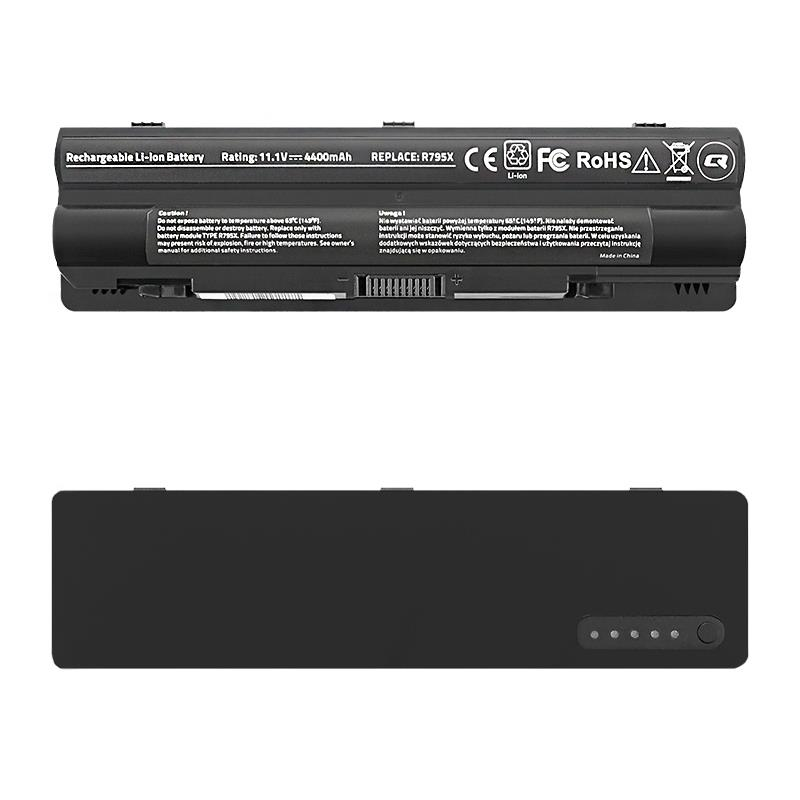 Qoltec Long Life baterie pro notebooky - Dell XPS 14 L501x | 4400mAh | 11.1V
