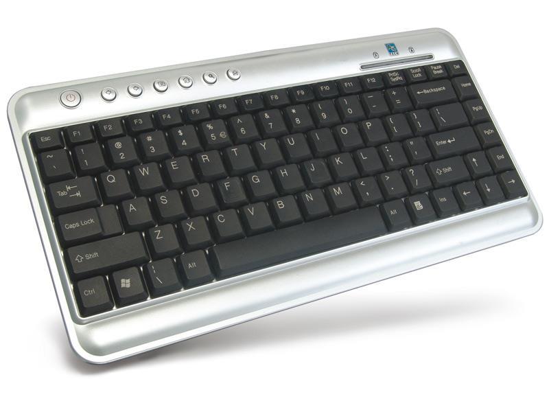 Klávesnice A4-Tech EVO Slim Ultra USB
